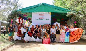 Invita Sedesoh a disfrutar de la Feria  de Inclusión Artesanal