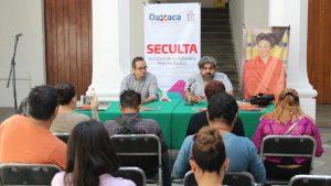 Invitan a artistas oaxaqueños a participar en la Bienal María Izquierdo