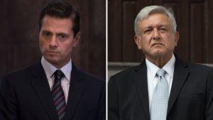 México: Un país, dos presidentes