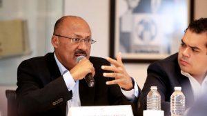 Renuncio a la presidencia del PRI por congruencia: René Juárez