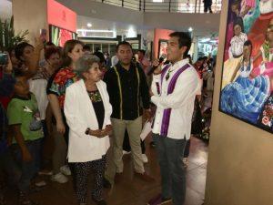 """""""Pinceladas de Tradición"""" muestra el color y alegría de Oaxaca"""