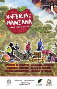 Santa Martha Latuvi realizará la 5ª Feria de la Manzana