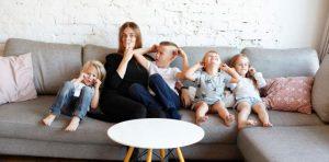 Revelan que las mujeres con mayor cantidad de hijos envejecen más rápido