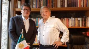 """""""No queremos mayoritear, imponer o pisotear en el Senado"""": Ricardo Monreal"""