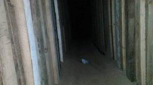 Sedena localiza viejo narcotúnel que conecta Arizona con Sonora