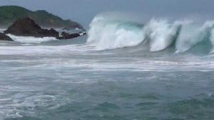 Evento de Mar de Fondo y granizada se esperan en Oaxaca: Cepco