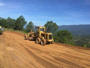 Atiende Gobierno del Estado demandas en infraestructura carretera de la Sierra Sur