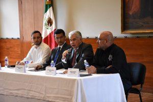 ¿Quién enfrenta a indígenas para intentar tirar a Murat?: Alfredo Martínez de Aguilar