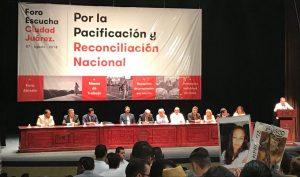 ¿Perdón o Justicia?: Luis Octavio Murat