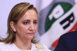 """Hay que """"hacer política que nos acerque a la gente"""", pide Ruiz Massieu ante crisis en el PRI"""