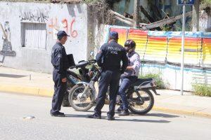 Continúa Policía Municipal con operativos para servir a capitalinos