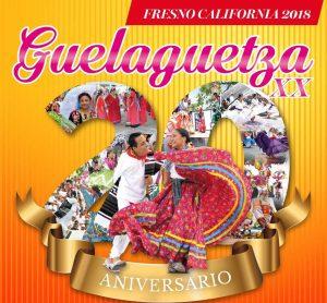 Anuncian la Guelaguetza Popular en la ciudad de Fresno en California