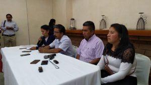 Piden justicia por Ignacio Vargas quién está detenido de manera arbitraria