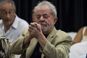 Lula da Silva registrará candidatura presidencial desde la cárcel