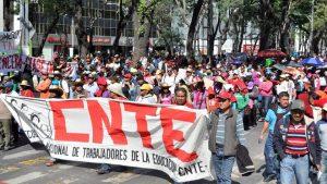 La CNTE no cede: vela armas en espera del decreto derogatorio de la reforma educativa… que no llegará: Adrián Ortiz