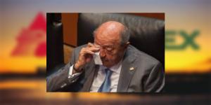 Pide Senado investigar a Romero Deschamps por saqueo de Pemex: Alfredo Martínez de Aguilar