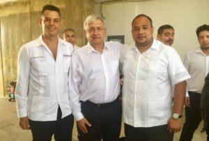 Respeto a soberanía de Oaxaca y autonomía de municipios: AMLO: Alfredo Martínez de Aguilar