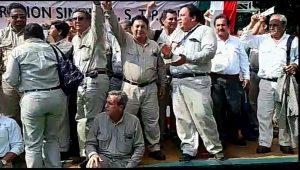 Grito de Independencia Petrolera en Salina Cruz: Alfredo Martínez de Aguilar