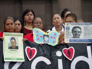 La ONU-DH propone sistema de justicia transicional para atender desapariciones en México
