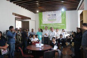 Oaxaca está de pie con libros y tecnología en sus bibliotecas públicas