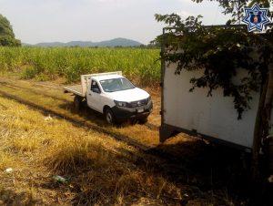 Policía Estatal detiene a personas acusadas de robo y recupera tres unidades de motor robadas