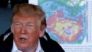 Trump critica a Congreso por 'ridículo' presupuesto que no incluye dinero para muro