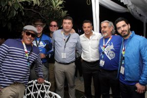 Da bienvenida AMH a motociclistas provenientes de diversos países