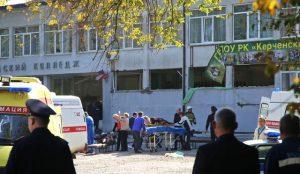 Ataque en universidad de Crimea deja 18 muertos