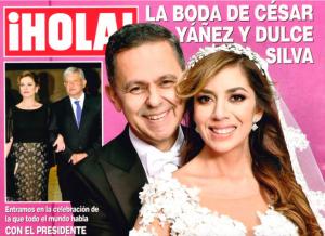 AMLO, Yáñez, Hola: nuevos ricos y la oficialización del chairo: Carlos Ramírez