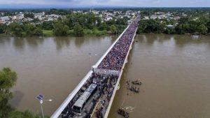 3 mil migrantes frente a Trump: *Francisco Ángel Maldonado Martínez