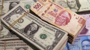Dólar hoy abre hasta en 19.10 pesos