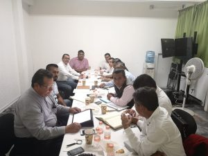 Mesa Agraria, coadyuvará a garantizar la gobernabilidad: Alfredo Martínez de Aguilar