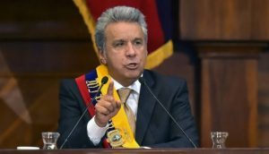 Expulsa Ecuador a la embajadora de Venezuela