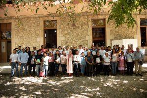 Entrega Seculta recursos a proyectos beneficiados PACMyC Oaxaca 2018