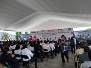 Oaxaca es uno de los estados más seguros del país: AMH