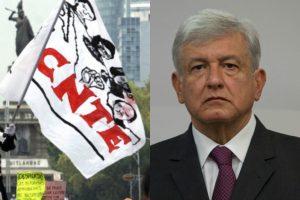 CNTE vs AMLO: Isidoro Yescas