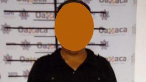 Detiene Policía Estatal a hombre armado en Santiago Astata