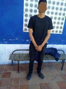 Asegura SSPO a persona por presuntos delitos contra la salud en Juchitán