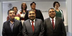 Confrontación, signo de la LXIV Legislatura: Alfredo Martínez de Aguilar