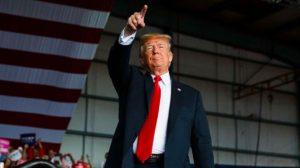Detenciones de migrantes alcanzan récord durante mandato de Trump