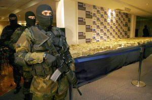 Economía del 'narco' genera 600 mil mdp cada año en México