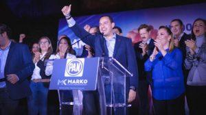 Marko Cortés es falso y no es honesto: Calderón