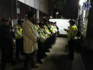 Detiene SSPO a 17 conductores en Operativo Alcoholímetro