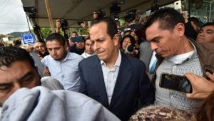 Ex mando policial de Duarte pagó un millón de pesos para continuar proceso en libertad