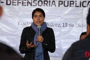 Firman SAI y Defensoría Pública del Estado de Oaxaca convenio de colaboración