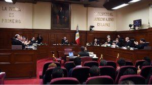 Resolverá SCJN hasta el próximo año recursos contra suspensión de Ley de Remuneraciones