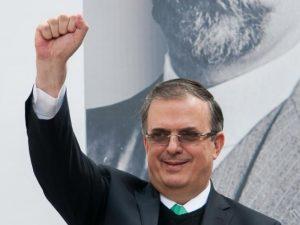 Política exterior será responsable y activa: Marcelo Ebrard