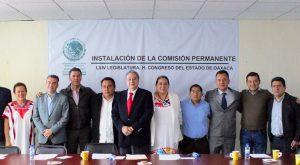 """Secretaría de Administración reafirma disposición para trabajar  con el Poder Legislativo """"por el bien de Oaxaca"""""""