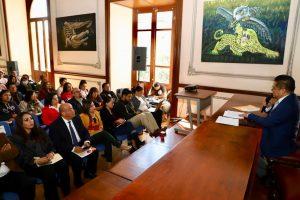 Derecho humano de niñas, niños y adolescentes a la educación, eje rector del IEEPO
