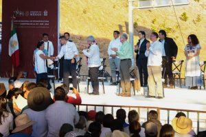 Mi gobierno caminará al mismo paso y con la misma fuerza para transformar a Oaxaca: Alejandro Murat